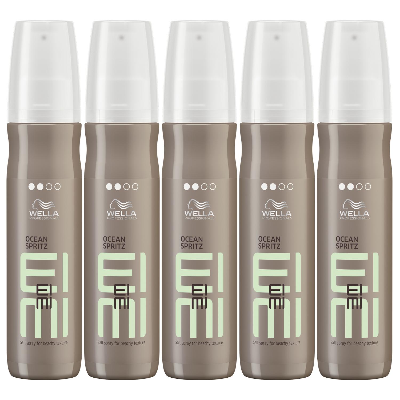 Wella Eimi Ocean Spritz Salt Spray Texturspray Beachlook Salzspray 5x 150 Ml Ebay